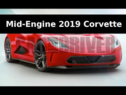2019 Chevrolet Corvette C8 Secrets Revealed - YouTube