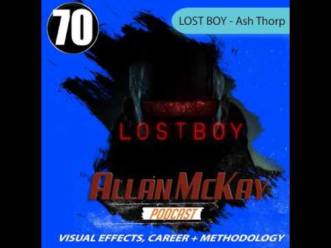 070 - Ash Thorp - Deconstructing The Film 'Lost Boy'
