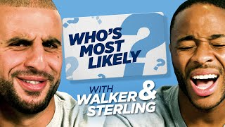 DANCING IN THE DRESSING ROOM! | WHO'S MOST LIKELY? | WALKER & STERLING