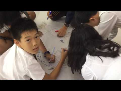 The STEAM Powered Big Draw Festival at The British School Guangzhou