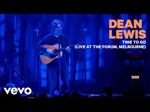 Dean Lewis - Time To Go (Live At The Forum, Melbourne)