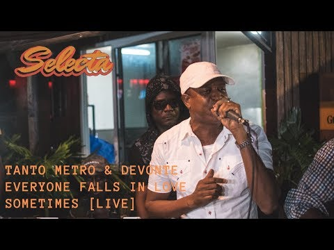 Tanto Metro & Devonte - Everyone Falls In Love Sometimes (LIVE @ SELECTA)