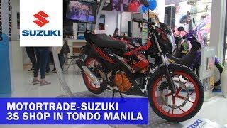 Motortrade-Suzuki 3s Shop Tondo Manila