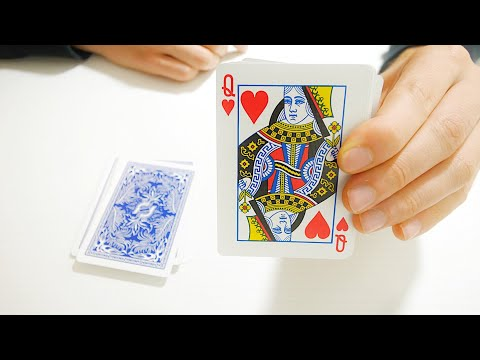 Trucchi da fare con le carte