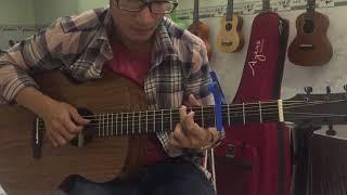 Cánh Hoa Tàn - Hương Tràm Guitar