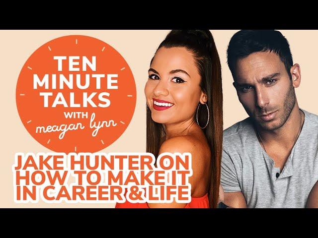 Emmy-Winner Jake Hunter on Halting Nonstop Hustle to Find New Success