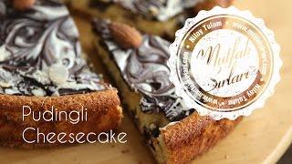 Pudingli Cheesecake Tarifi - Mutfak Sırları
