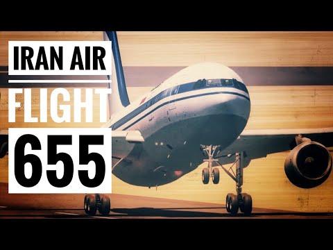 """FSX - """"Iranian Interception"""" (Iran Air Flight 655)"""