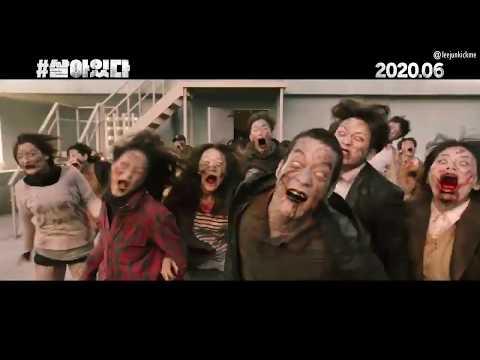 [ENG SUB] #ALIVE Korean Movie Main Trailer