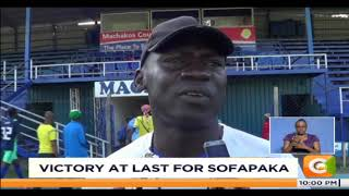 Victory at last for Sofapaka