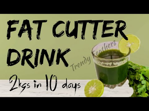 Weight Loss Drink |100% Working | Fast Weight Loss | 2kgs in 10days | In Telugu | By Trendy Feathers