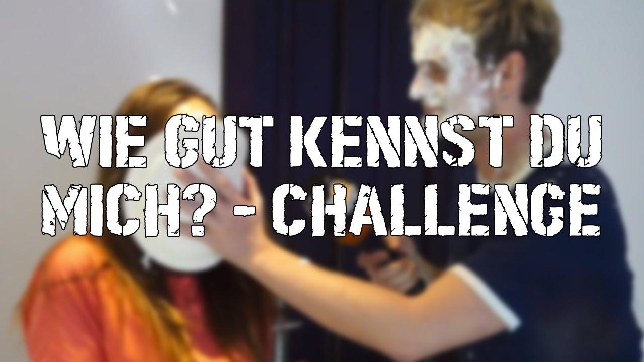 Wie gut kennst du mich? - Challenge - YouTube