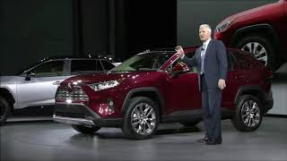 2019 Toyota RAV4 Full Presentation   CAR NOW