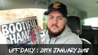Aubameyang's On His Way To Arsenal | Pep's Moaning | Spurs Draw With League 2 Newport | UFF Daily
