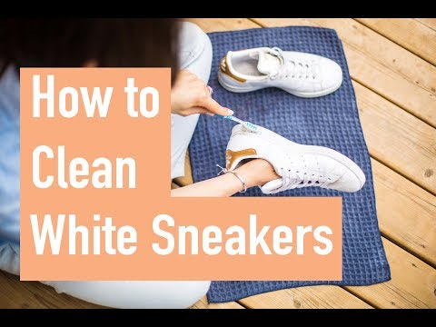 Proven Method for Cleaning White Sneakers