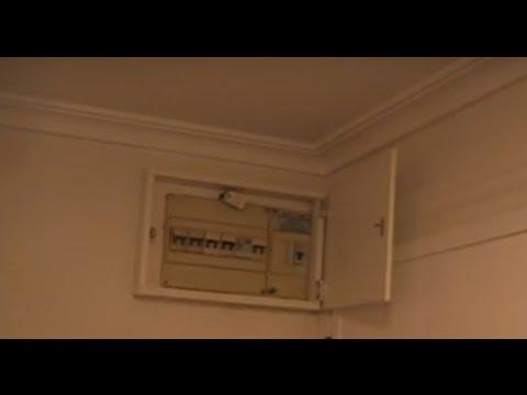 Como poner una tapa cubre cuadro el ctrico youtube - Tapa cuadro electrico ikea ...