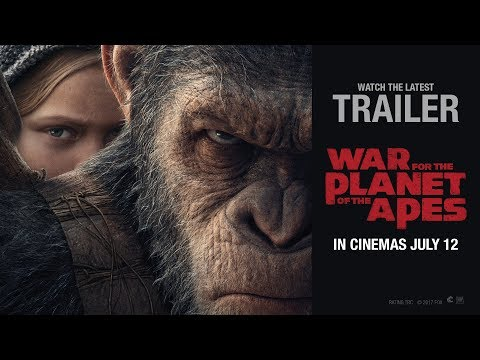 WAR FOR THE PLANET OF THE APES | Trailer 4 | In Cinemas July 13