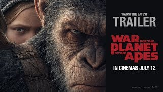 Video WAR FOR THE PLANET OF THE APES | Trailer 4 | In Cinemas July 12 download MP3, 3GP, MP4, WEBM, AVI, FLV November 2019
