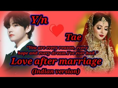 Download Arrange Marriage : Love after marriage Ep:6   Taehyung Indian ff    @BOYWITH LUV FANFICTION