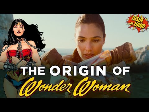 WONDER WOMAN: Her Kinky Origin Story — Issue At Hand, Episode 17