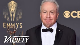 'SNL' Boss Lorne Michaels Remembers Norm MacDonald Backstage at the 2021 Emmys
