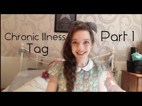 Chronic Illness Tag Part 1 | Meg Vlogs