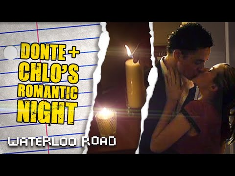 Donte Pulls Out All The Stops For Chlo | Waterloo Road