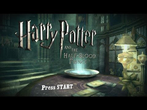 Harry Potter And The Half-Blood Prince XBOX 360 Review
