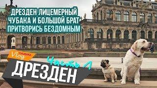 Дрезден лицемерный / Чубаки и большой брат / Chubaka Vlog!