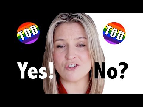 "Marriage Equality Vote- TV Ad- A Dumb Dub by TOD ""getting a goose"""