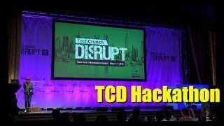 TechCrunch Disrupt Hackathon Roundup