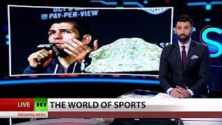 Khabib Threatens to Quit UFC