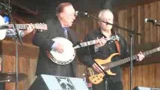 Earl Scruggs - Merlfest 2007 - Foggy Mountain Breakdown