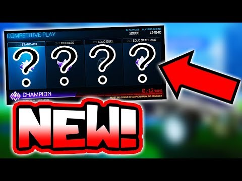NEW QUICK CHATS, RANKED GAMEMODES, & MORE!! ( Rocket League Update Suggestions ) thumbnail