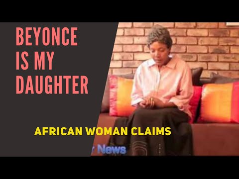 Beyonce was born in Durban South Africa ... Her Zulu mother reveals #Thenjiwe