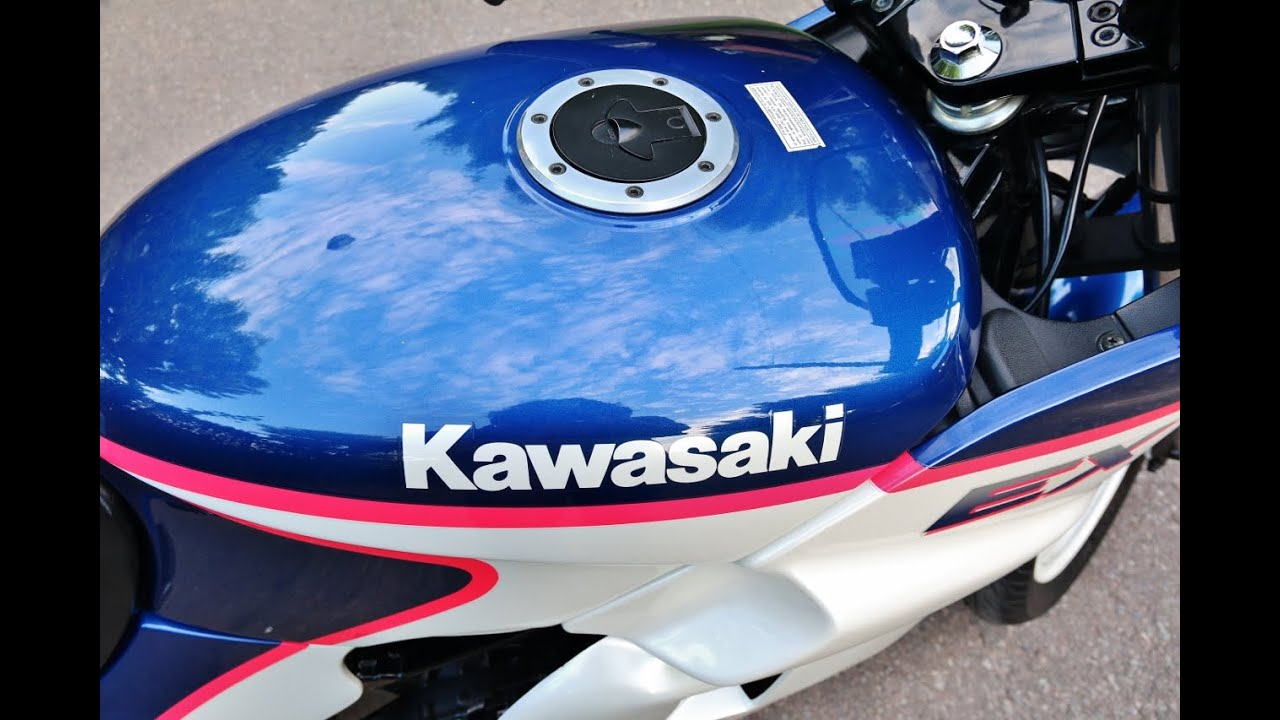 Kawasaki Ex 500 Gpz Ninja 500 R Argentina Youtube