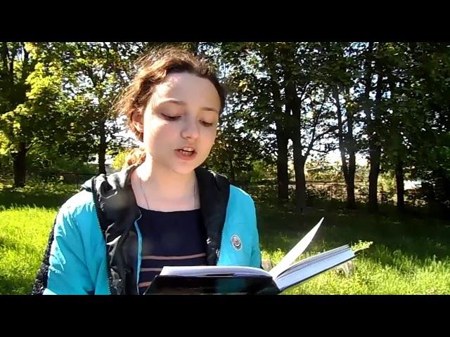 Изображение предпросмотра прочтения – ЭмилияЭль-Жабор читает произведение «Крохотки:Дыхание» А.И.Солженицына