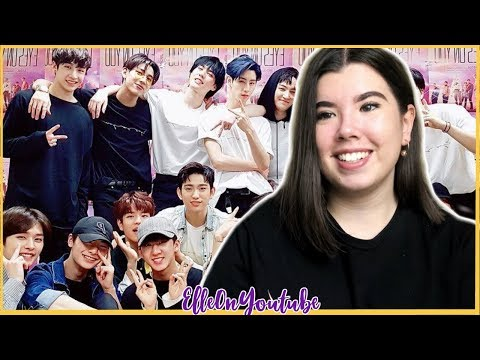 STRAY KIDS BEING GOT7 FANBOYS Reaction [STRAY KIDS REACTION WEEK d5]