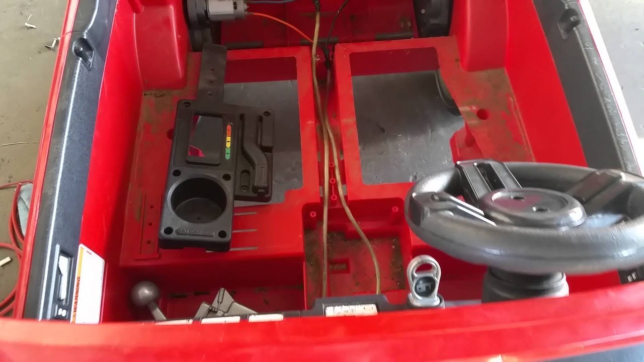 wiring harness for power wheels power wheels mustang 12v to 24v melted wire power wheels mustang 12v to 24v melted wire