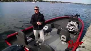 Ranger Aluminum Boats 17' VS1780 Deep V Walk-Through