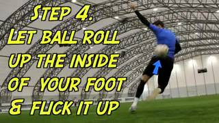 Уроки Футбола #2 {Финты}