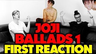 JOJI - BALLADS 1 REACTION/REVIEW (Jungle Beats)