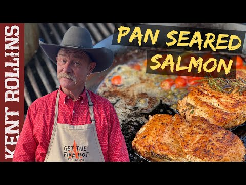 crispy-pan-seared-salmon-|-how-to-sear-salmon-in-a-cast-iron-skillet