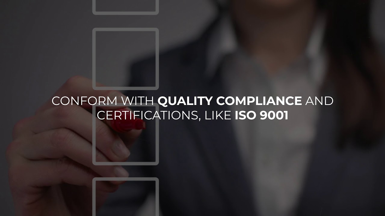 Cloud Based Quality Management System Software | QMS