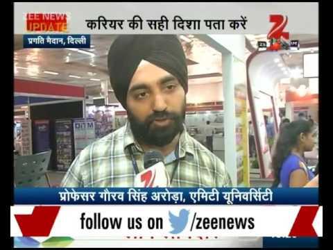 Delhi : Career counselling in Education fair