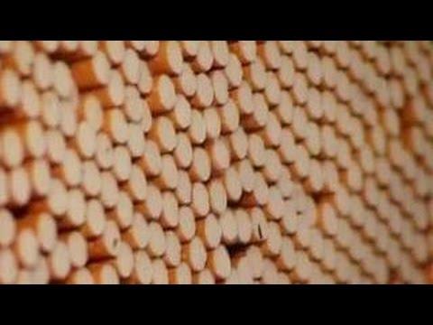 В Калининграде ликвидирована подпольная табачная фабрика