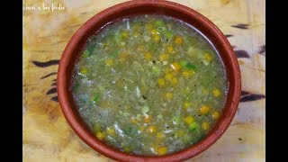 Quick and Easy Vegetable Soup Recipe.!!    Vegetable Soup Recipe