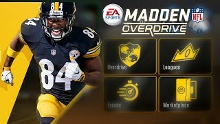 The Begining & General Overview - Madden Overdrive Preview Ep.1
