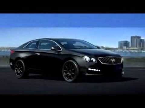 2016 Buick Grand National Interior And Exterior Youtube