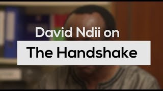 David Ndii on the Handshake